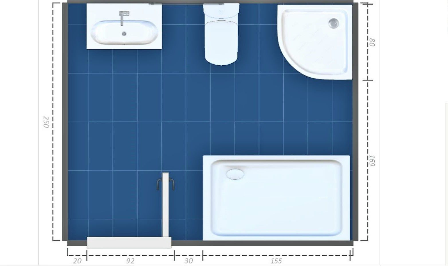 indian toilet design layout small 15 free bathroom floor plans you can use