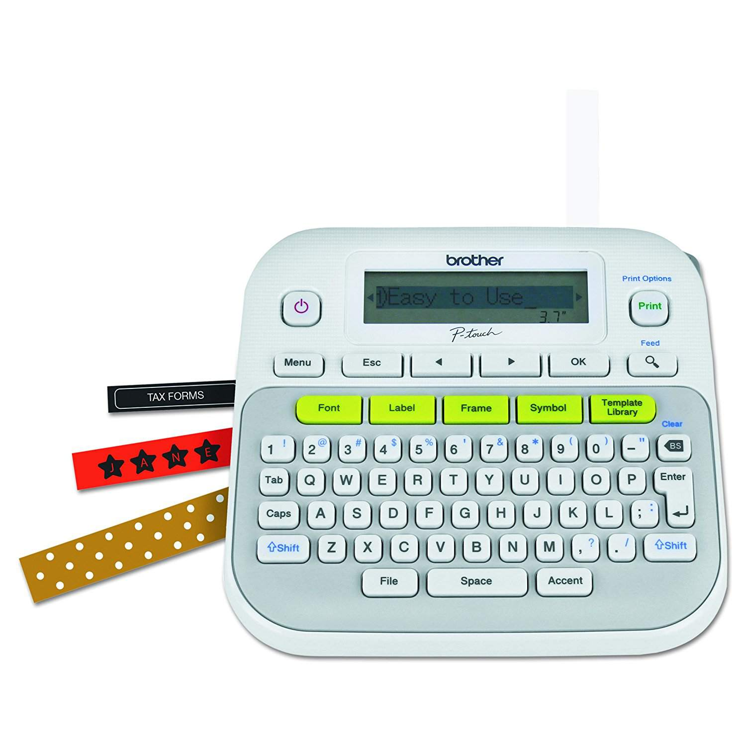 This is a photo of Crafty Best Before Label Maker