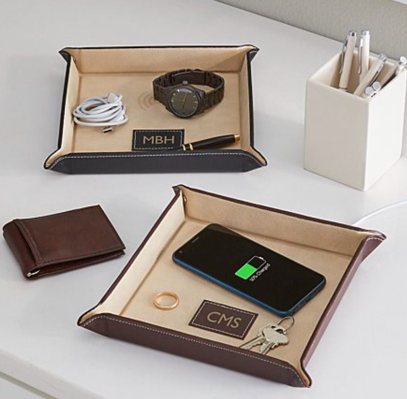 Personal Creations Wireless Charging Catchall