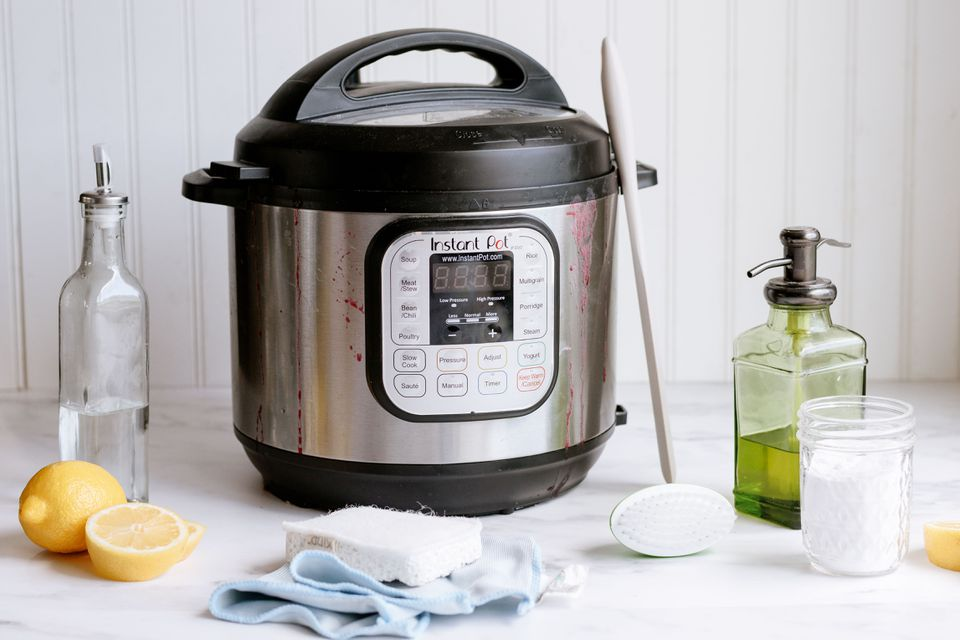 dirty instant pot