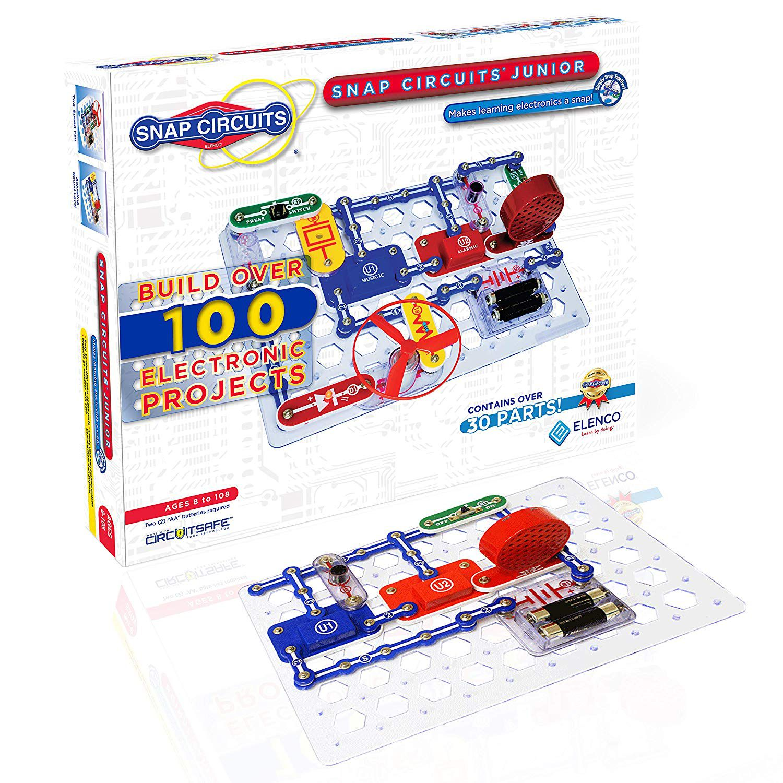 100-Pc Kids Children Learning Educational Activity Budding Building Toys Set