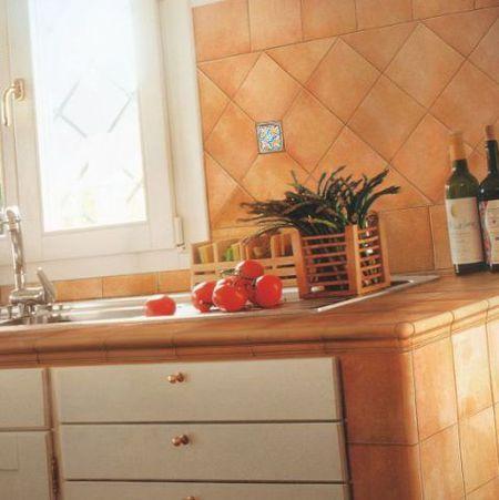 30 Amazing Design Ideas for Kitchen Backsplashes on 6x6 kitchen tile flooring, 6x6 kitchen design, 6x6 kitchen island,