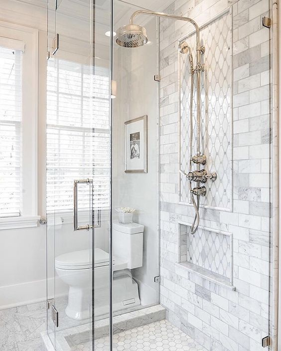 marble tile shower. Marble Tile Shower E