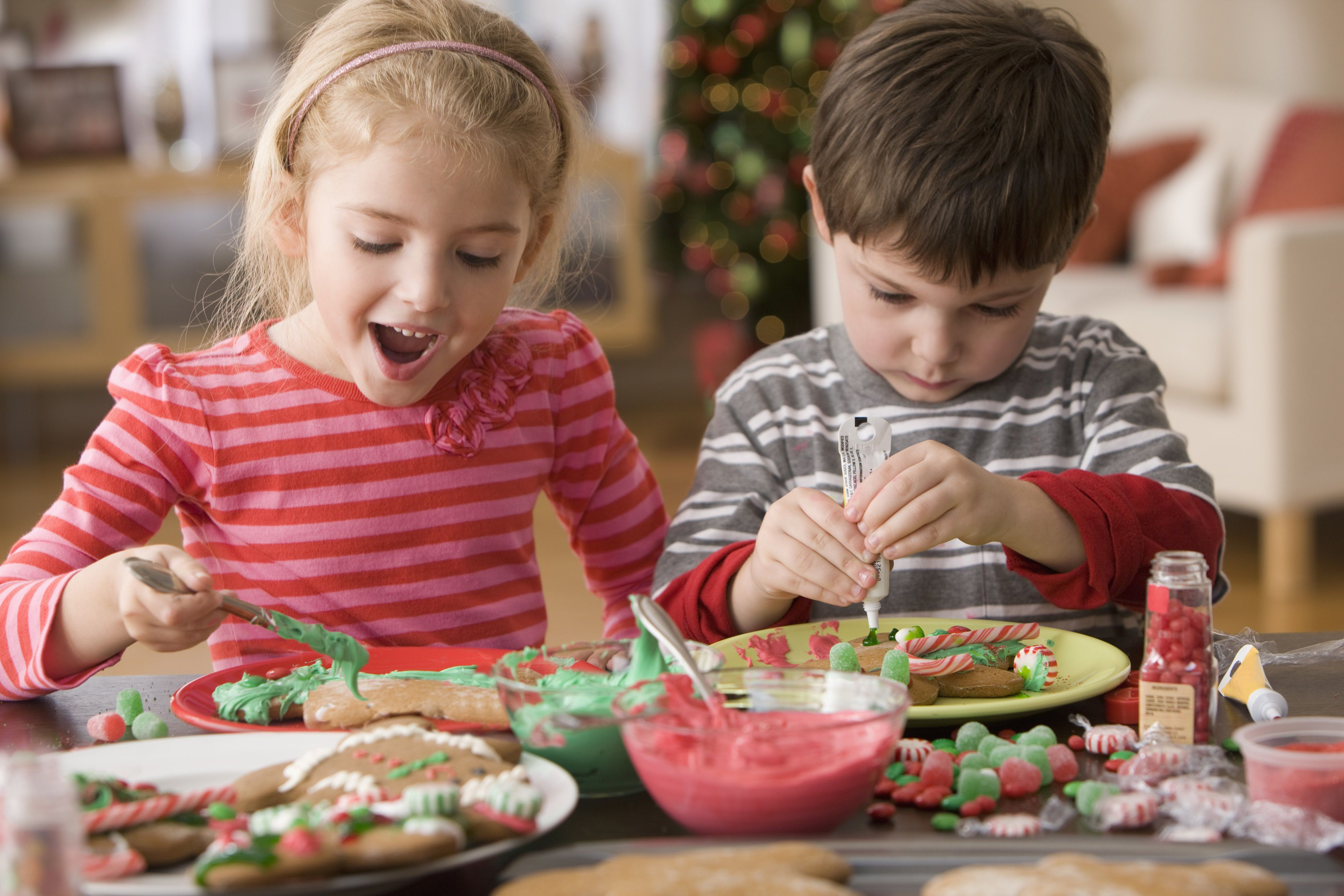 Christmas Party Activities and Decorations for the Kids