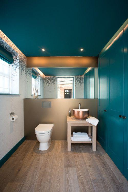 16 Modern Farmhouse Bathrooms