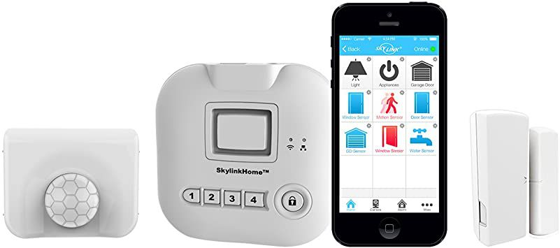 Skylink SK-250 Wireless Security Home Automation System