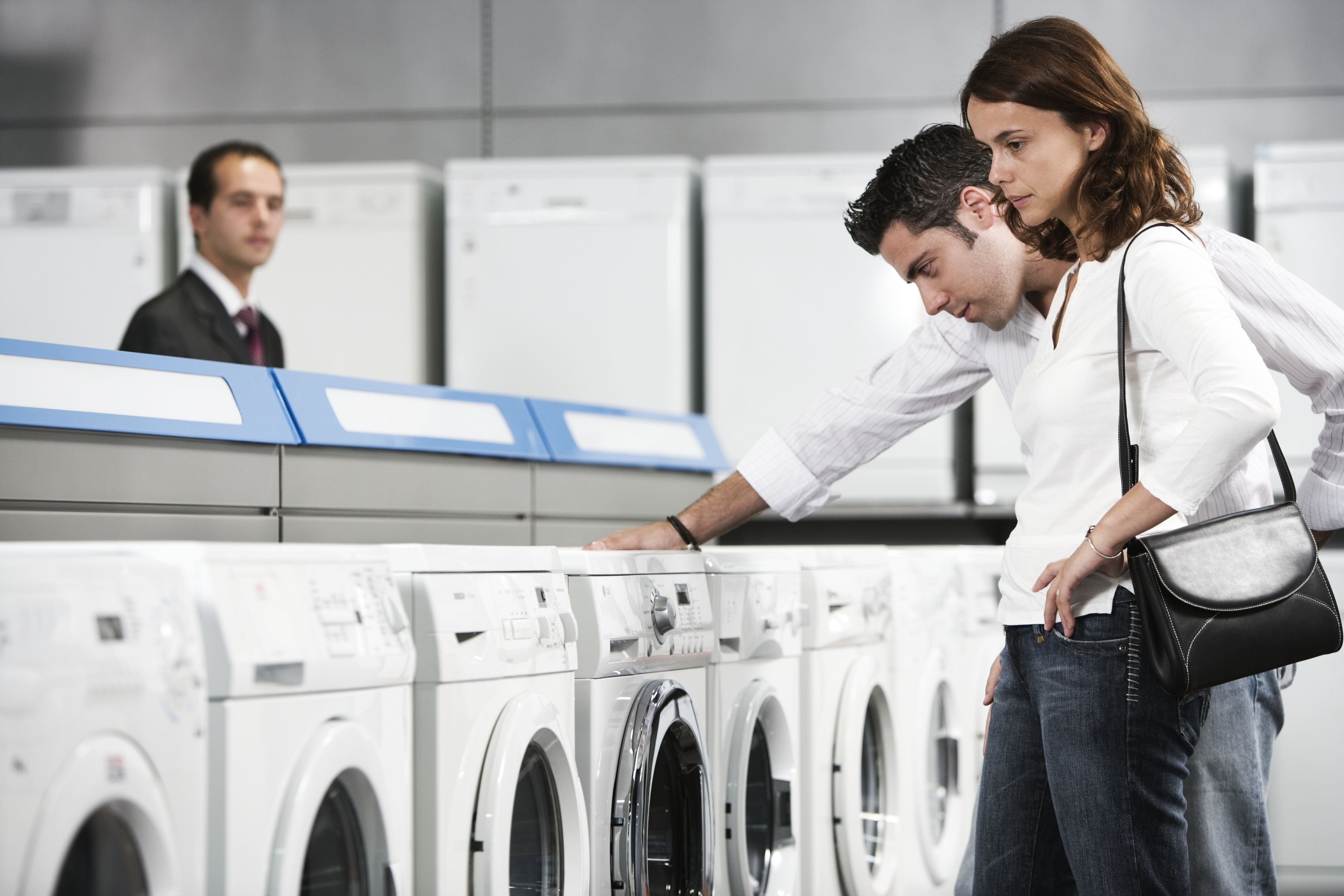 select the best washer for your laundry room