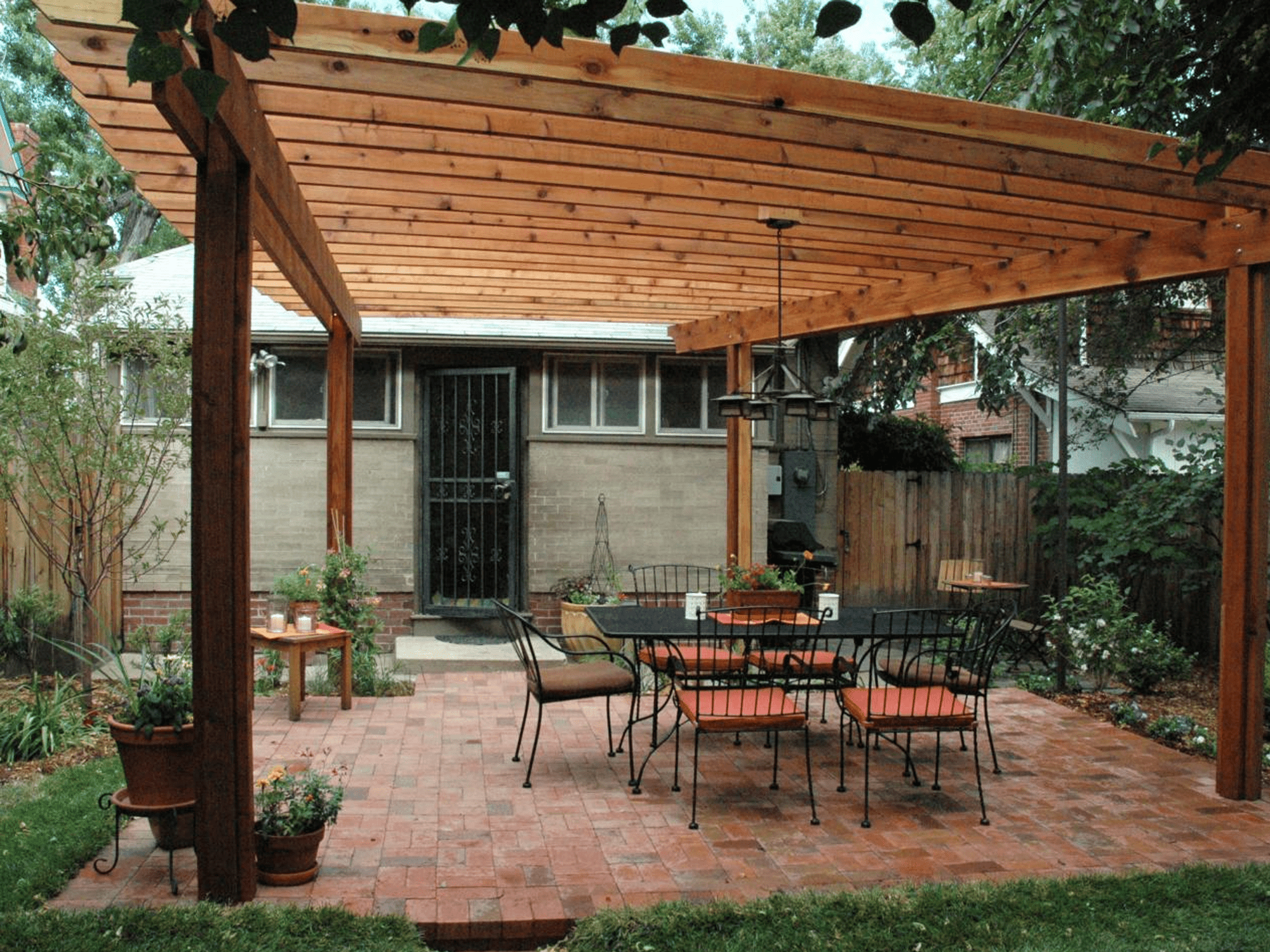Outstanding 17 Free Pergola Plans You Can Diy Today Gmtry Best Dining Table And Chair Ideas Images Gmtryco