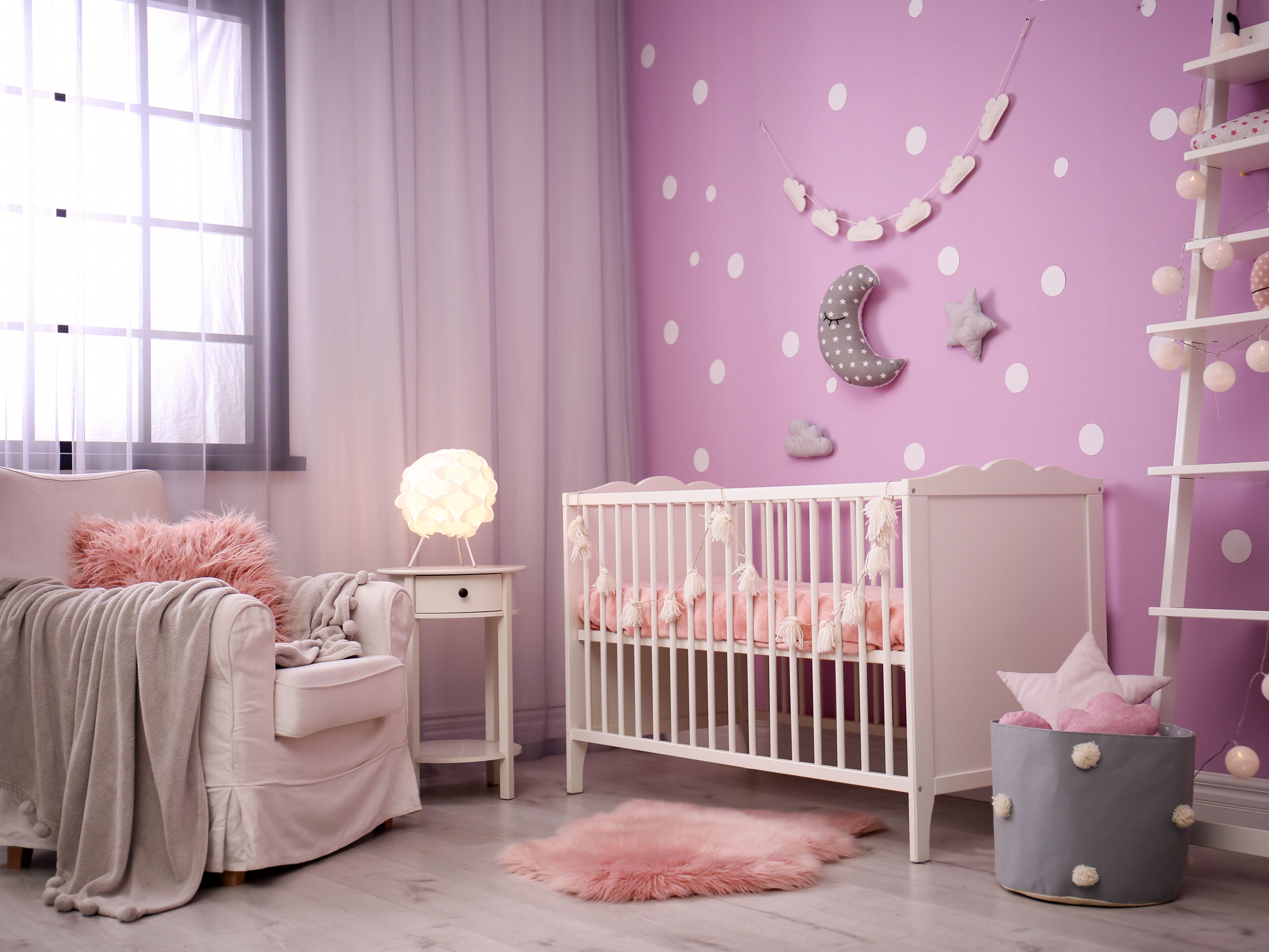 23 Creative Nursery Wall Ideas