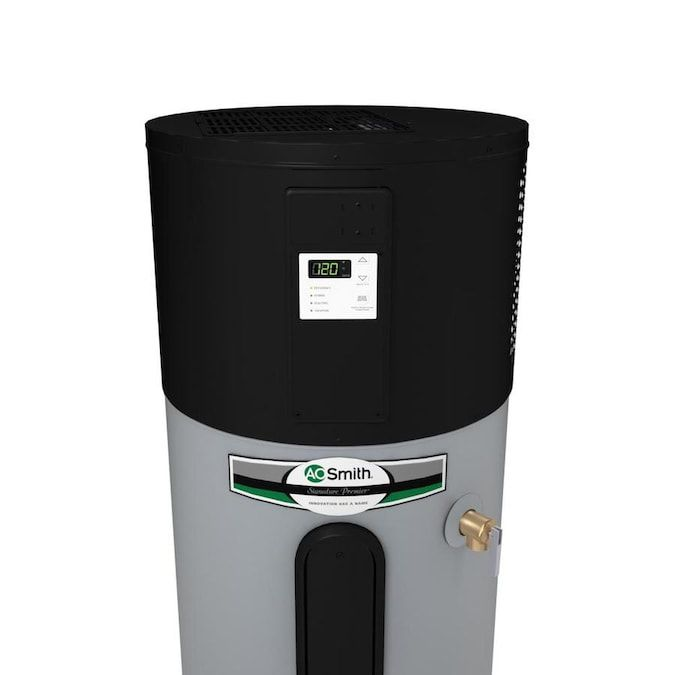 A. O. Smith Signature Premier 50 Gallon Electric Water Heater with Hybrid Heat Pump