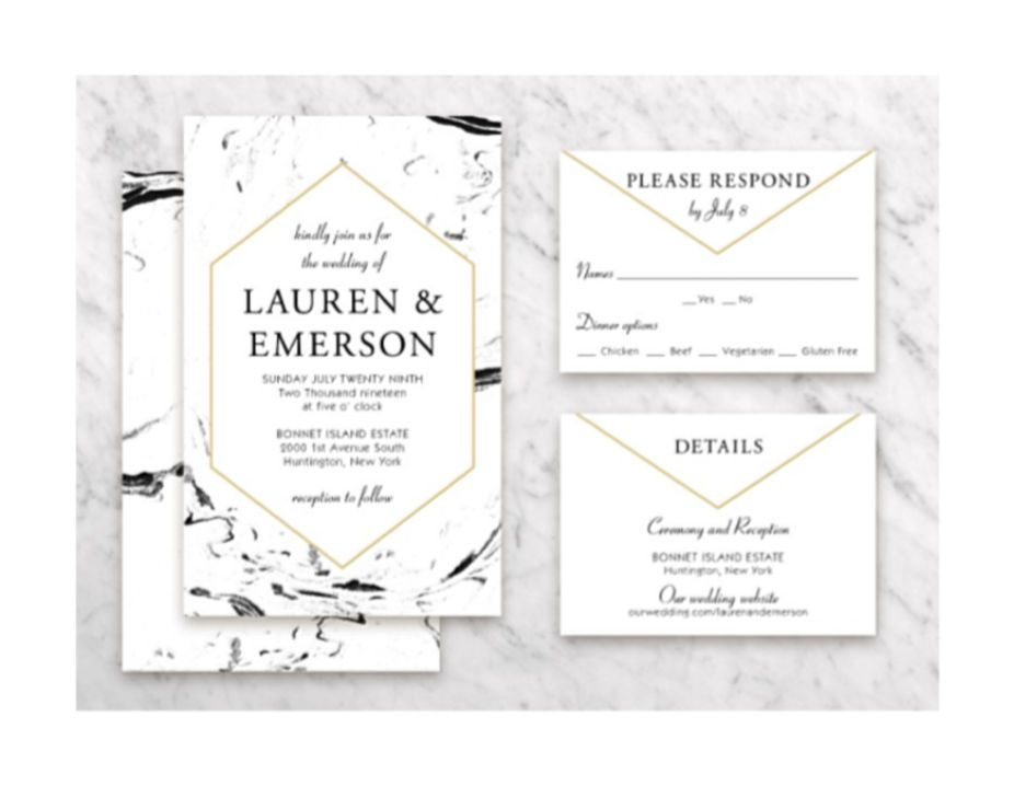 10 Best Places To Buy Wedding Invitations Online