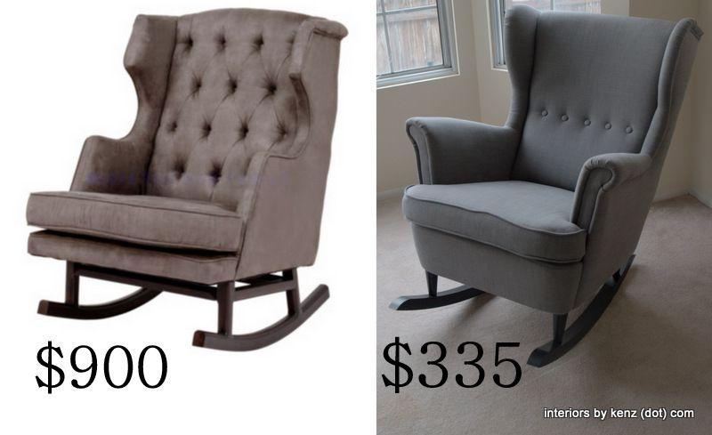 Astounding Brilliant Ikea Hacks For Nurseries And Kids Rooms Bralicious Painted Fabric Chair Ideas Braliciousco
