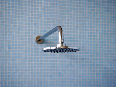 A shower head