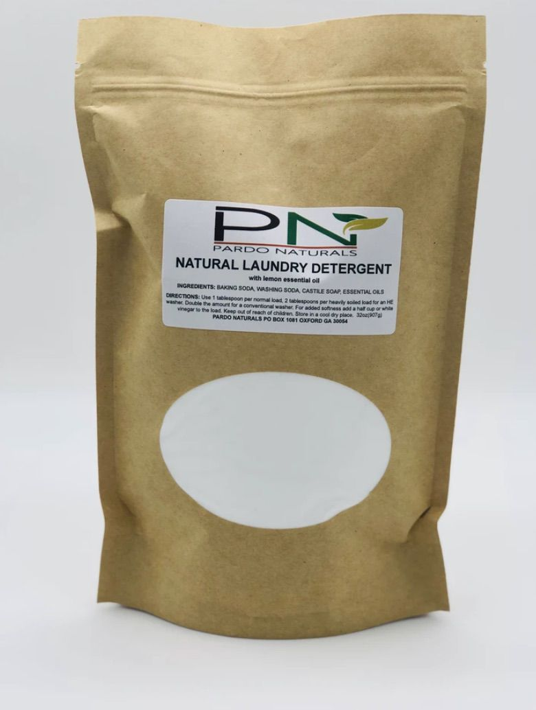 Pardo Naturals Natural Laundry Detergent