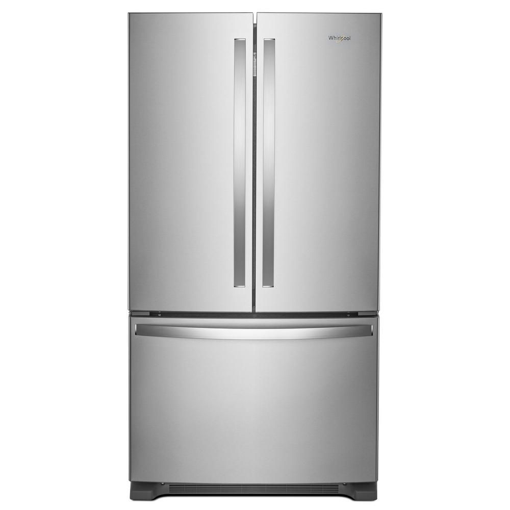 Whirlpool WRF535SWHZ 25 cu. ft. French Door Refrigerator
