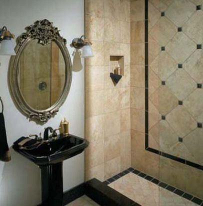 Travertine Tile Ideas Granite And In Shower