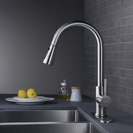 Astonishing The Best Kitchen Faucets Of 2019 Home Interior And Landscaping Synyenasavecom