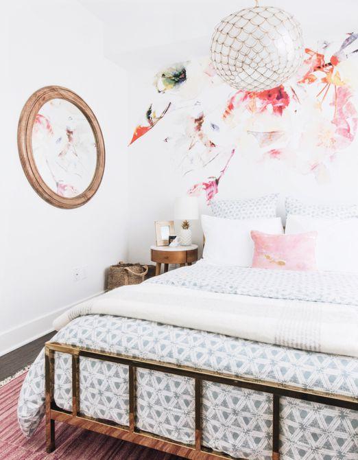 House Tour: pequeño espacio, gran estilo en un lindo condominio
