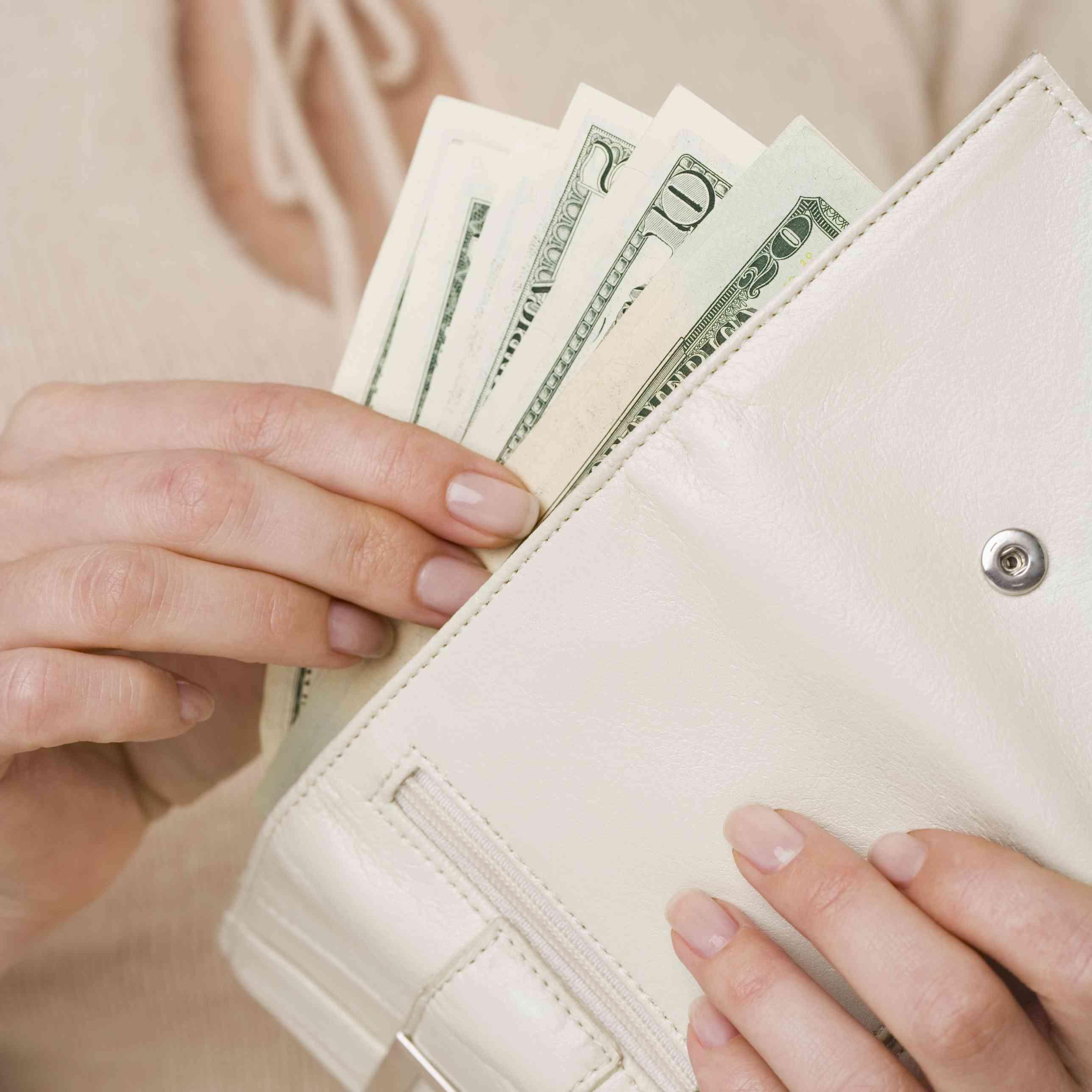 Organice su billetera