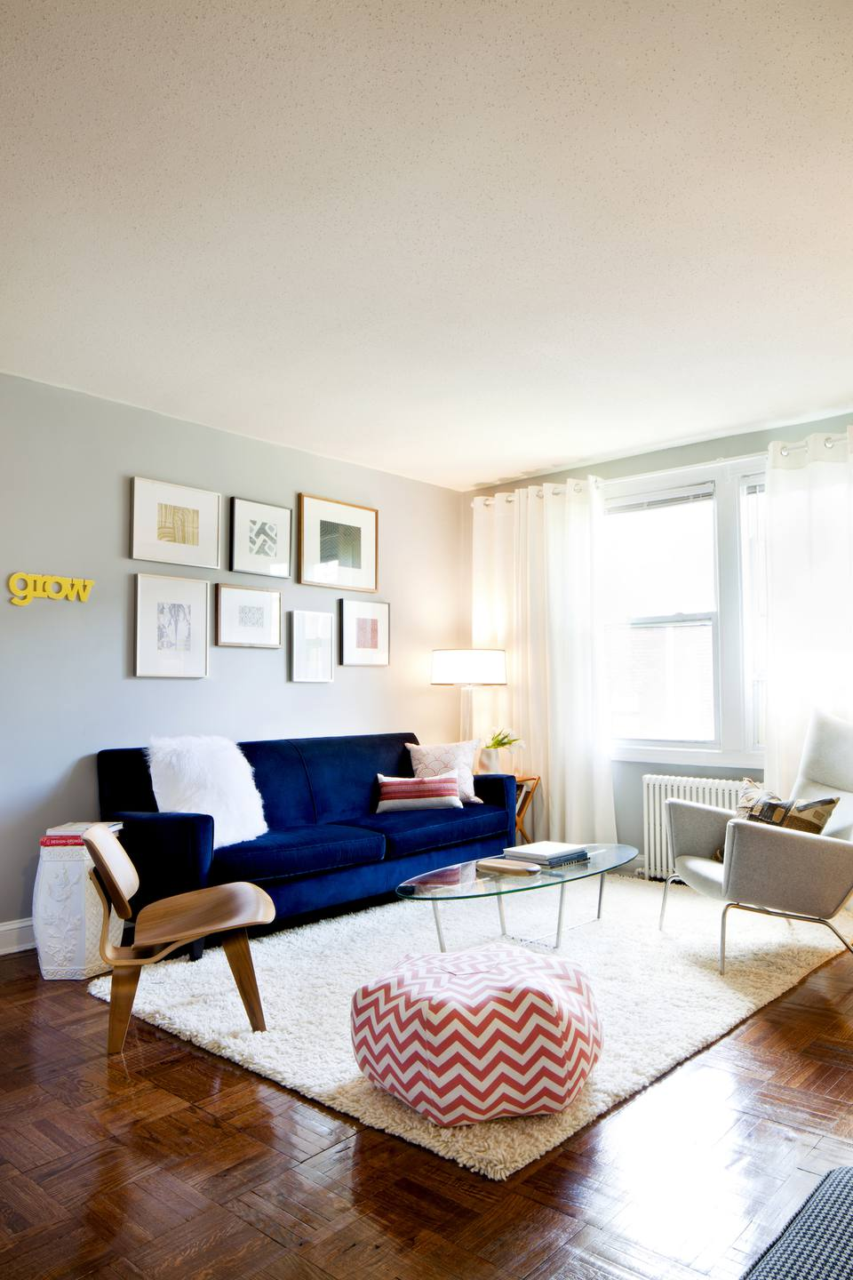 House Tour: Designer Small Space Living in Washington DC
