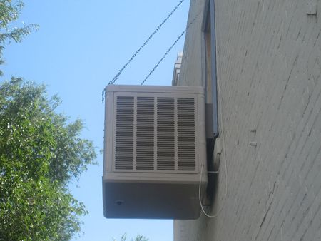 The Parts of an Evaporative Cooler (Swamp Cooler)