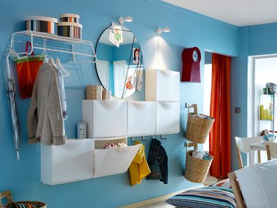 How To Use Ikea Shoe Cabinets Create More Storage Apartment Ideas