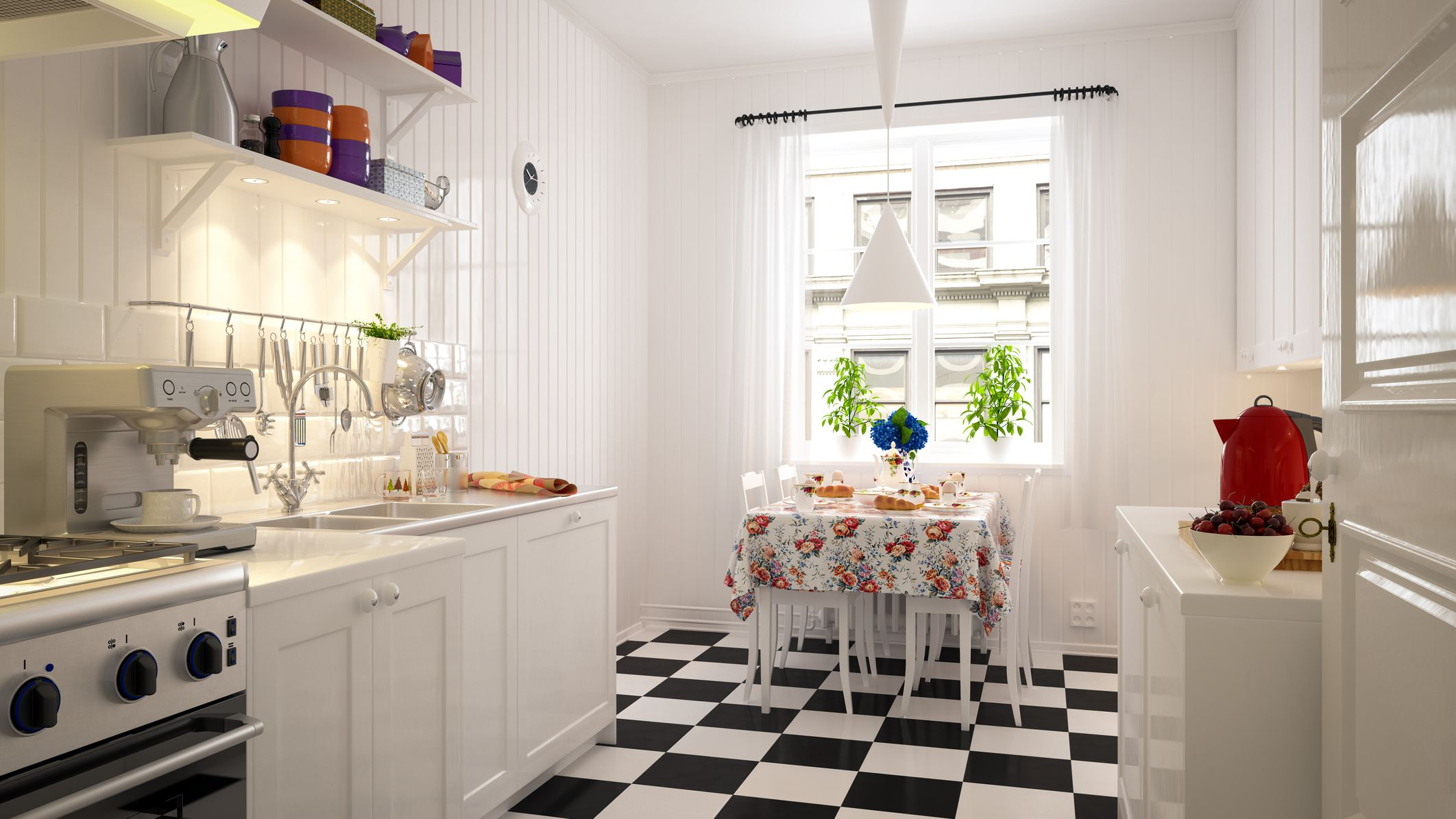 8 Elements Of A Vintage Kitchen Photos And Ideas