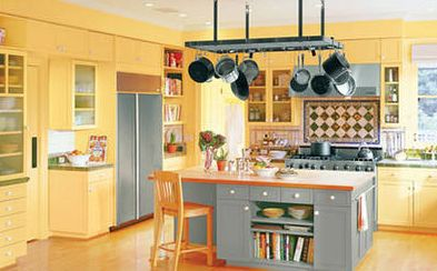 yellow country kitchens.  Country Country Style Kitchens On Yellow E