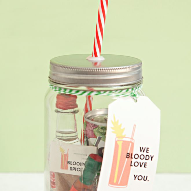 Bloody Mary Bachelorette Party Favors