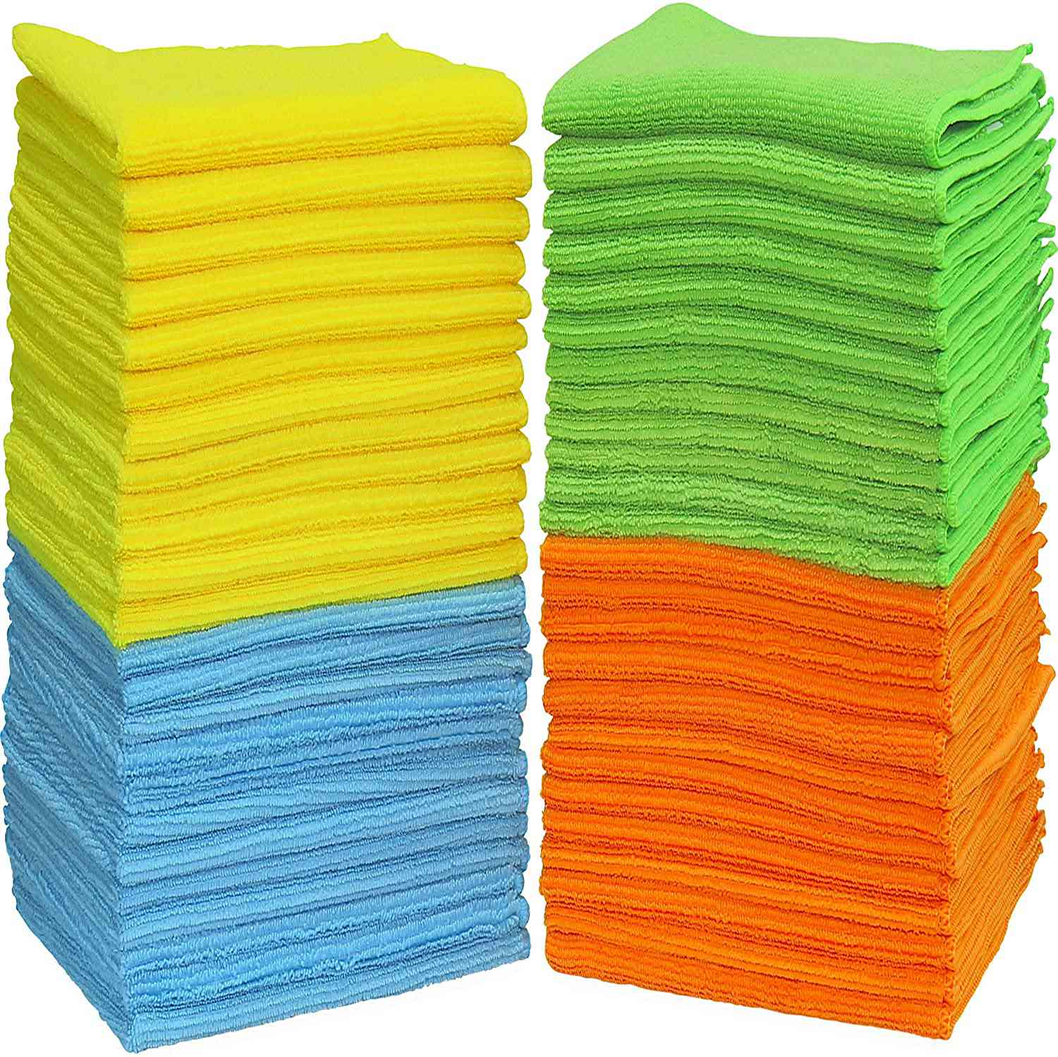 Simple Houseware Microfiber Cleaning Cloth