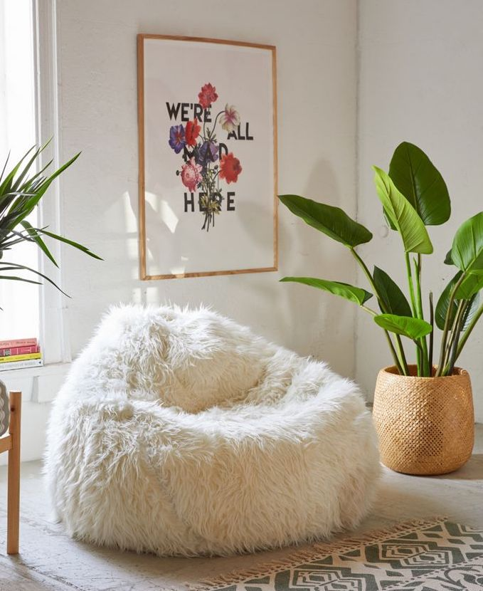 The 8 Best Bean Bag Chairs Of 2021, Bean Bags For Living Room
