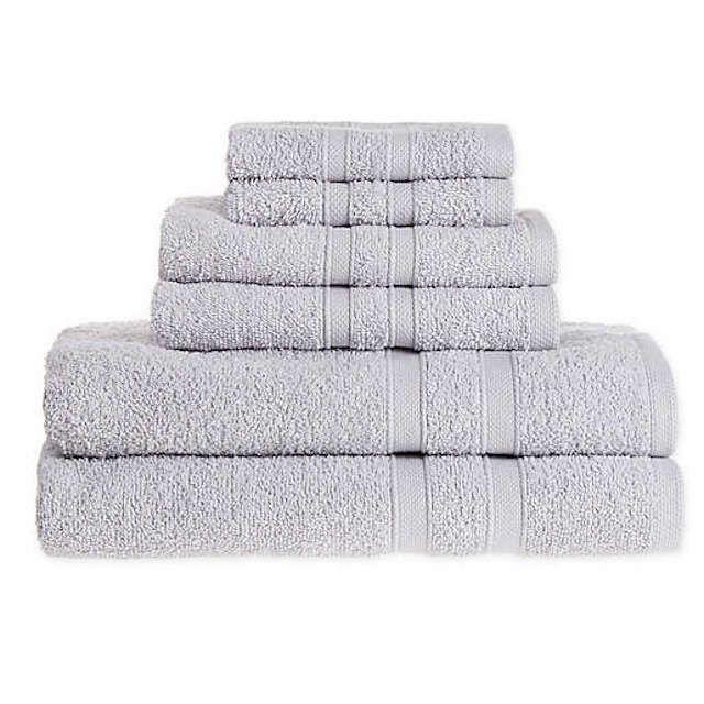Simply Essential 6-Piece Towel Set