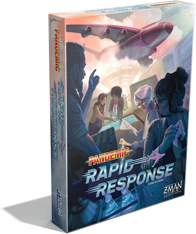 Z-Man Games Pandemic: Rapid Response