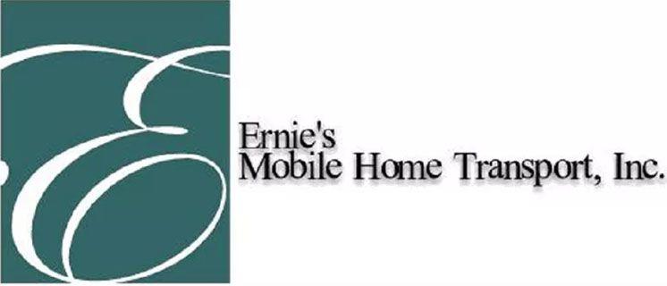 Ernie's Mobile Home Transport