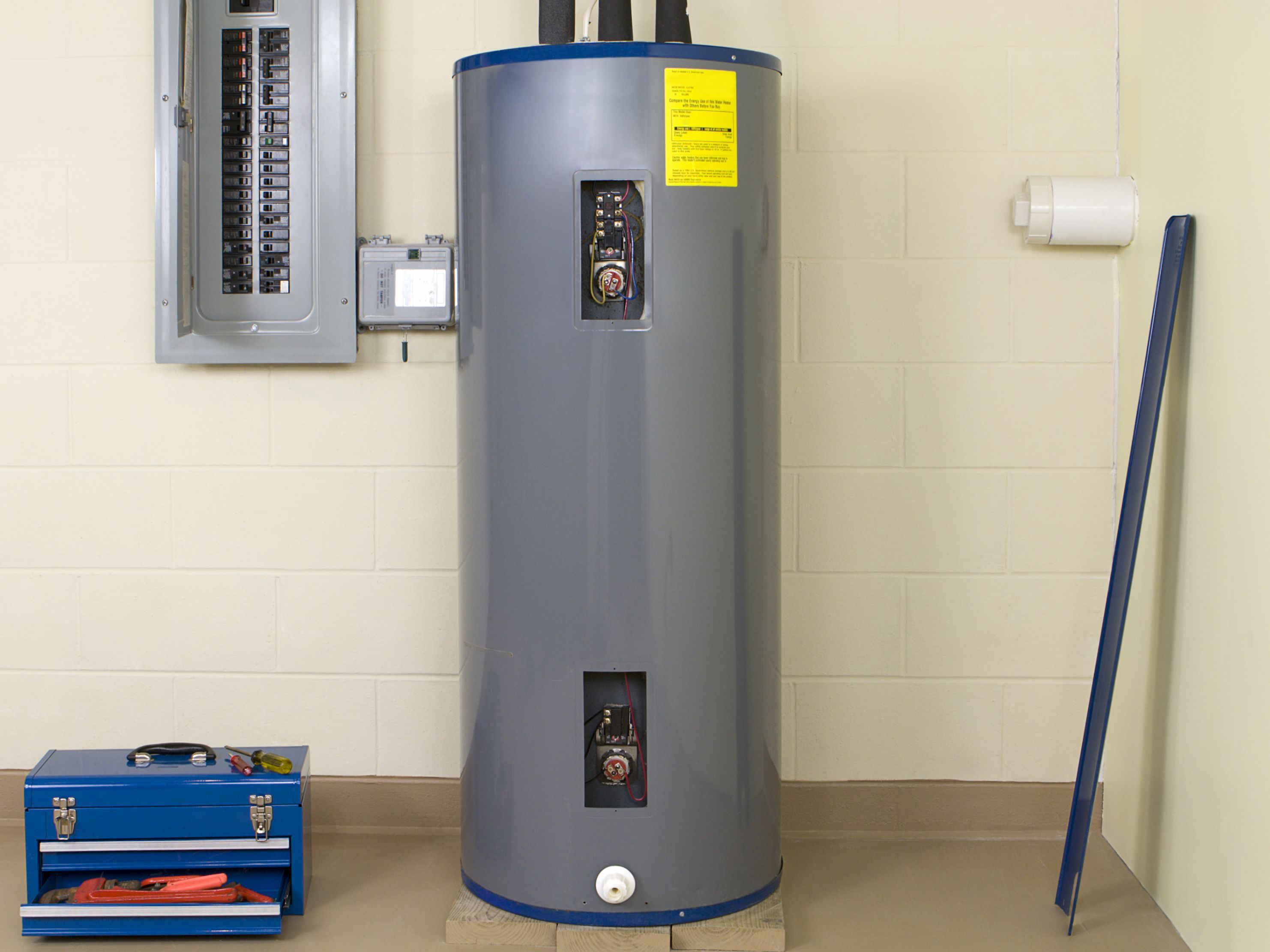[SCHEMATICS_49CH]  Common Repairs for a Gas or Electric Water Heater | Hot Water Heaters Electric Fuse Box |  | The Spruce