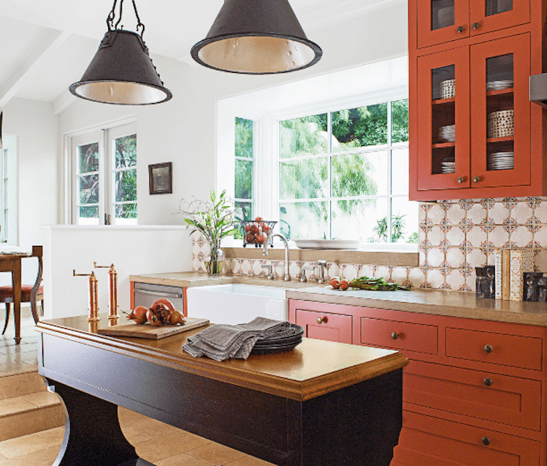 Feng Shui Color For South Facing Kitchen