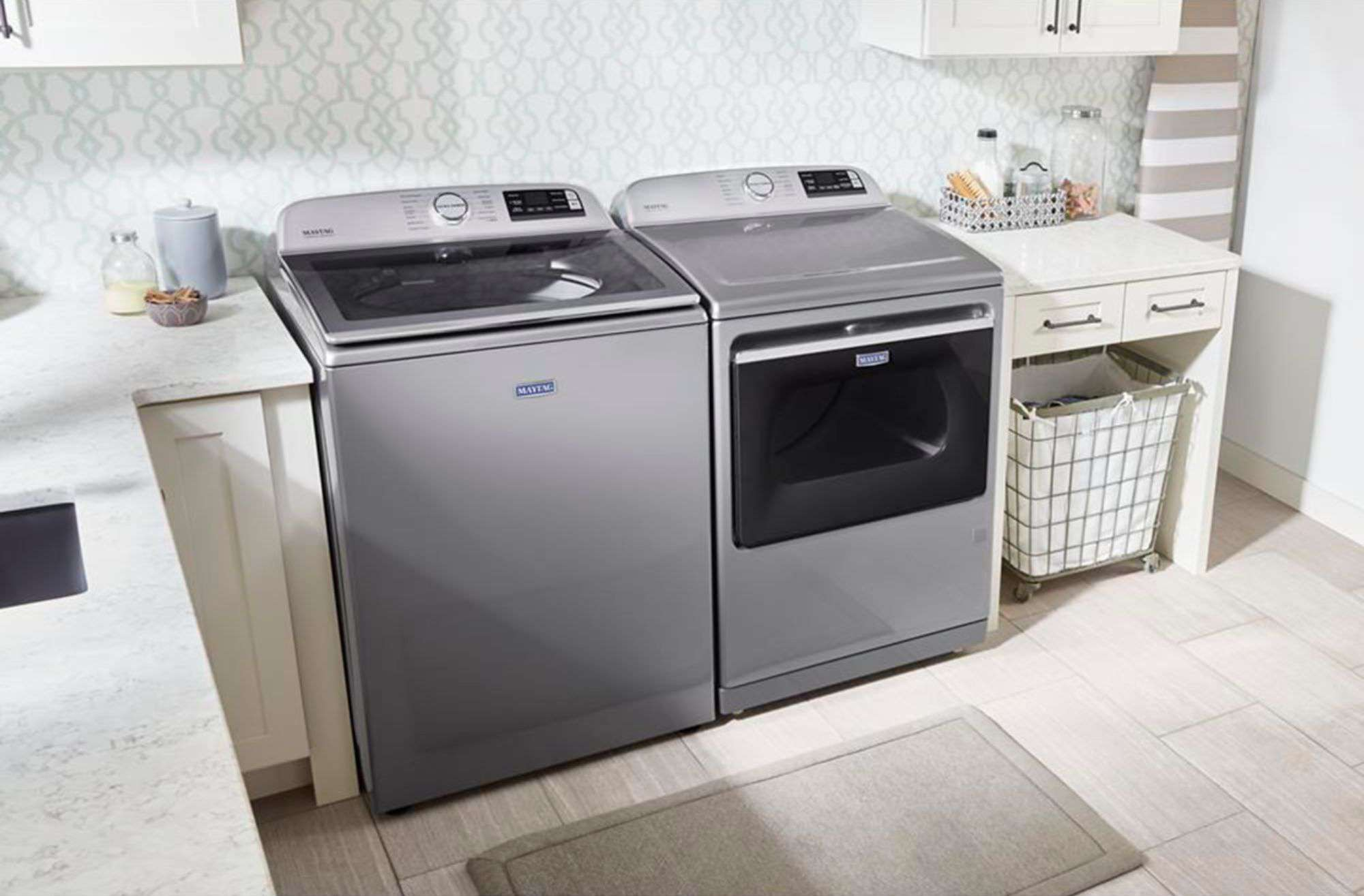maytag-top-loading-washer-electric-vented-dryer-slate-smart
