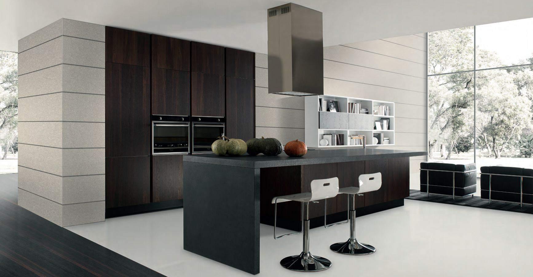Diseño de cocina ultramoderno