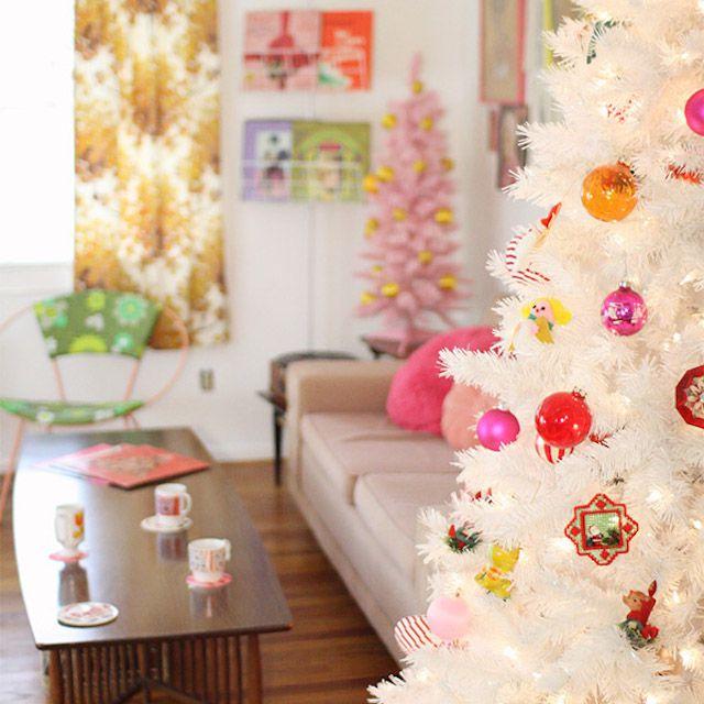kitch christmas tree