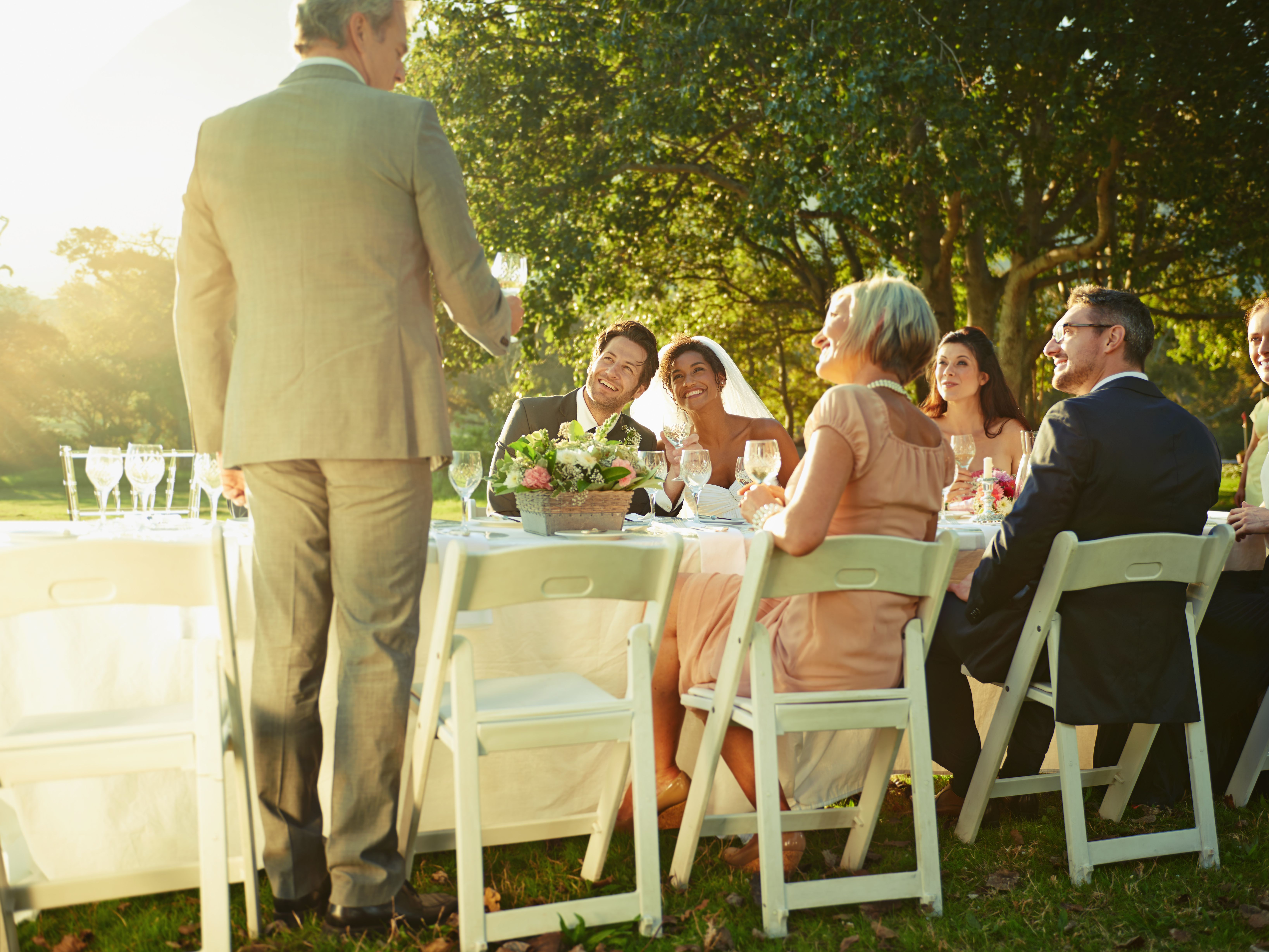 All-Time Favorite Wedding Toasts for the Father of the Bride