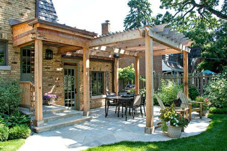 sweet pea design pergola - 25 Perfect Pergola Design Ideas For Your Garden
