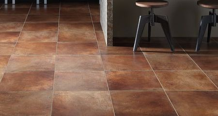 Luxury Vinyl Tile Terracotta Is Not Stone