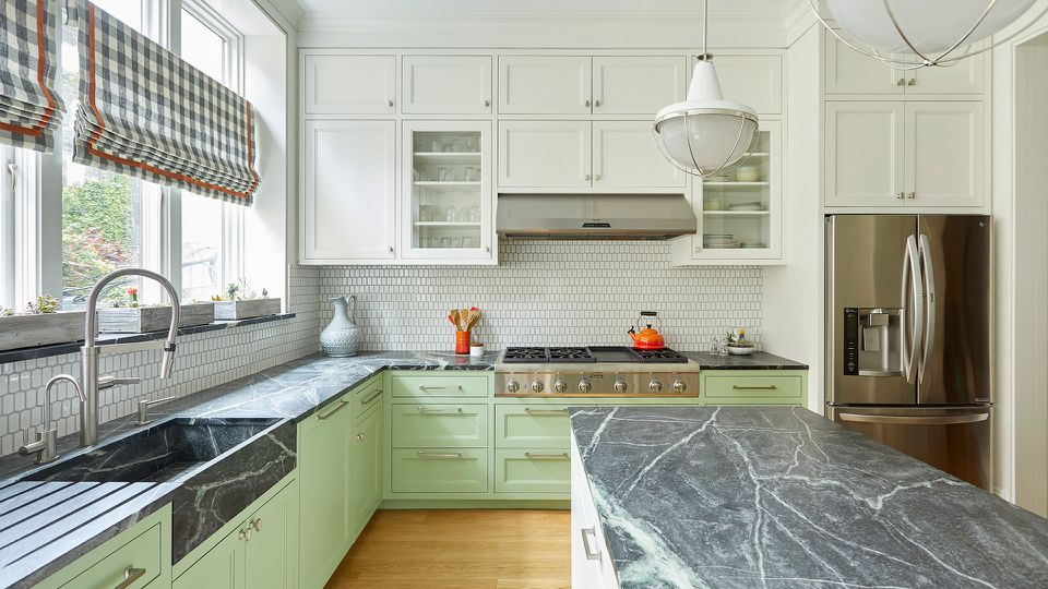 14 Soapstone Countertops to Inspire Your Kitchen Design