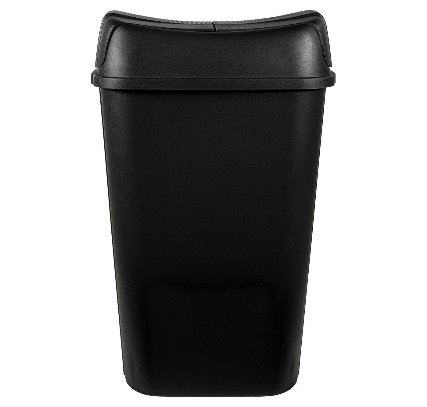 Best budget hefty 13 3 gallon pivot lid trash can
