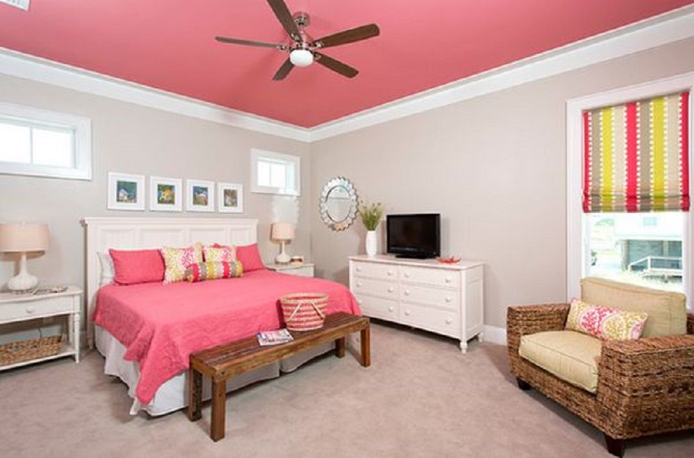 Pink Master Bedrooms Ideas