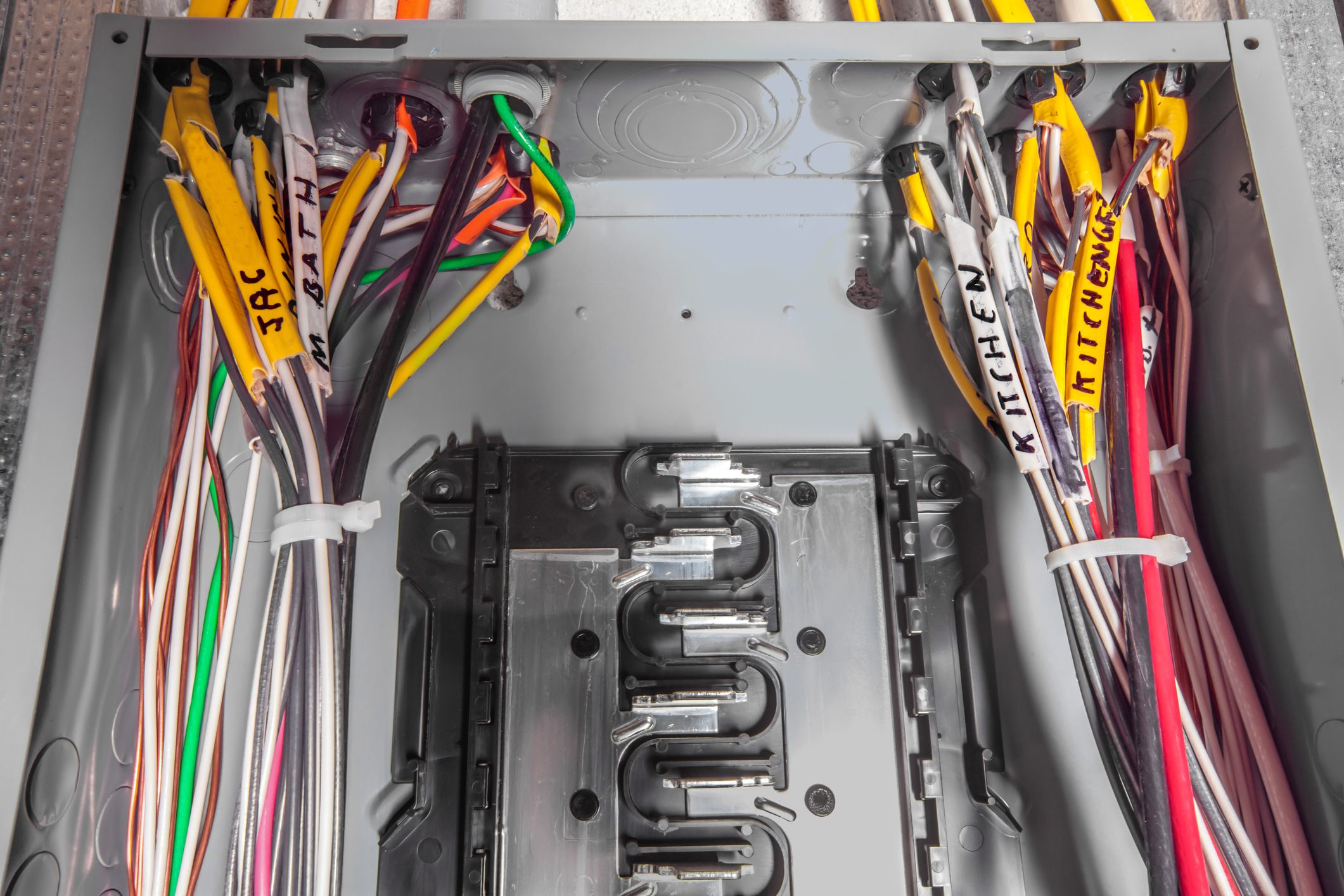 An Overview Of Wiring Electrical Circuit Breaker Panel Numbers