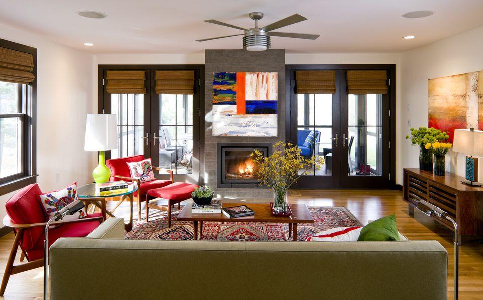 21 Modern Living Room Design Ideas  The Spruce