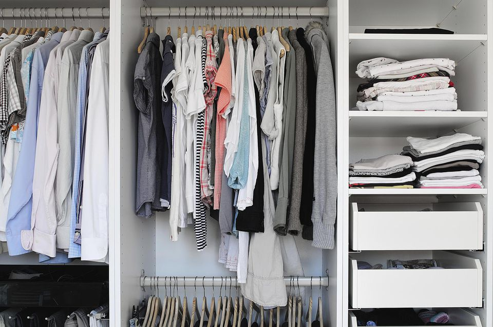 Maximize Small Closet Storage Space