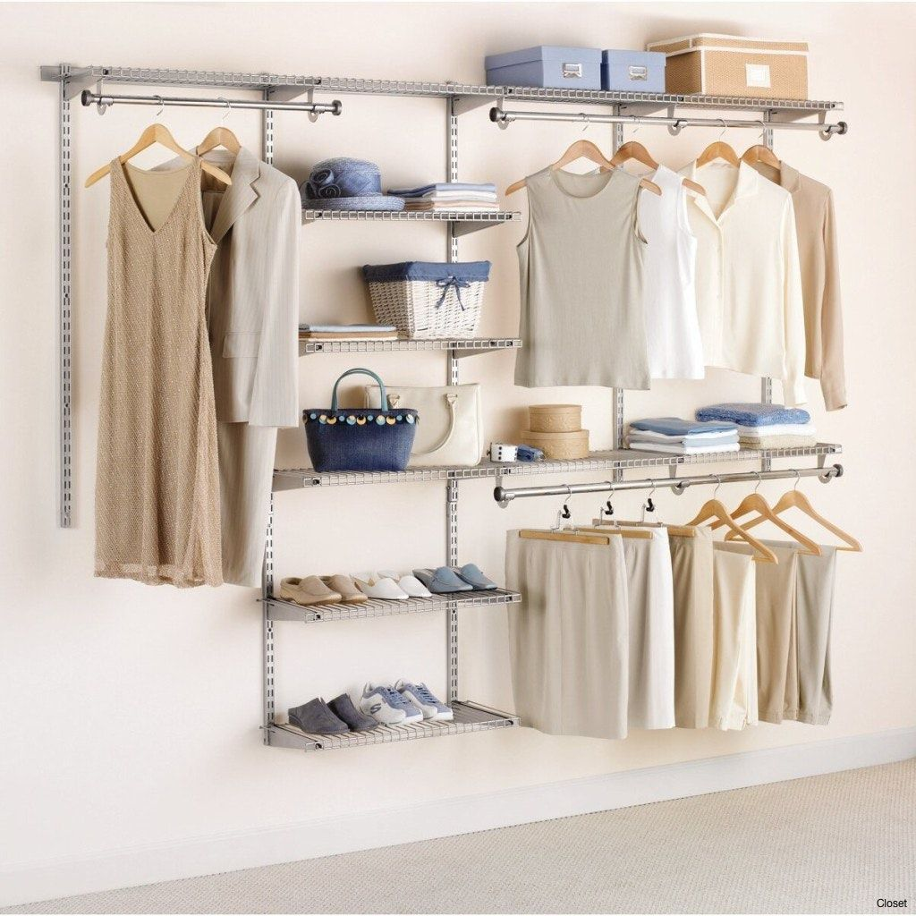 Rubbermaid Closet System