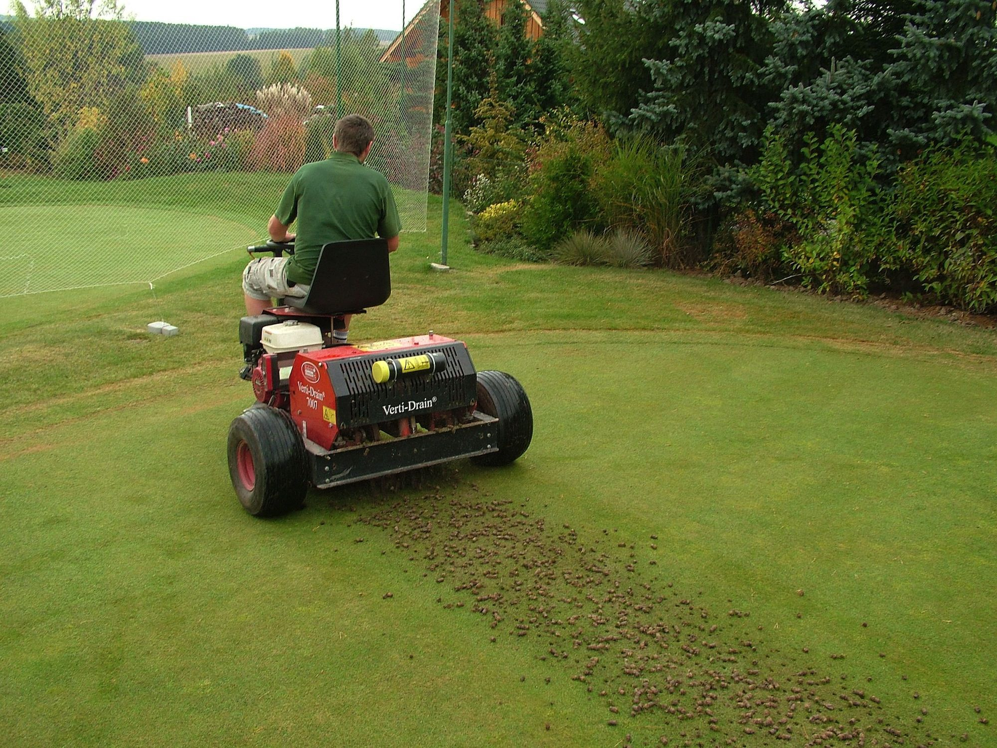 Core Aeration What Is It And How Can